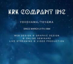 KRKco.,inc. 有限会社ケイアールケイカンパニー【全国対応】プロフィール・ロゴ