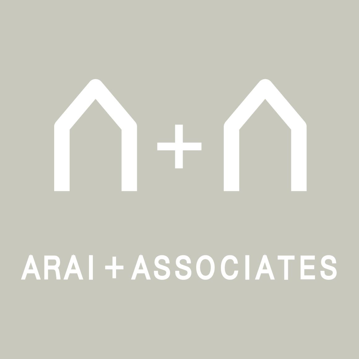 荒井好一郎建築設計室 Arai + Associatesプロフィール・ロゴ
