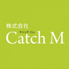 株式会社CatchM(キャッチエム)プロフィール・ロゴ